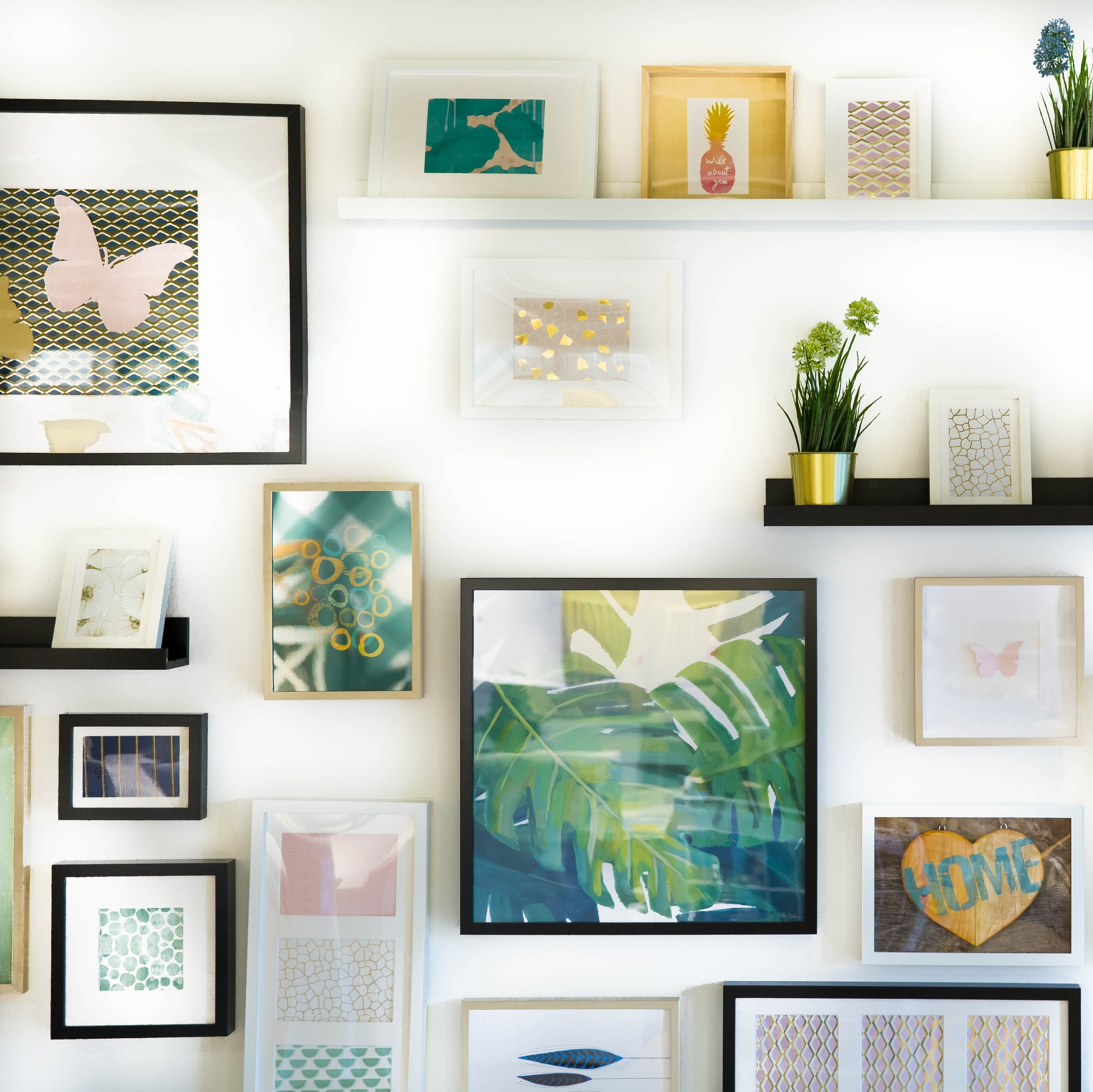 ​Create your Ideal Gallery Wall