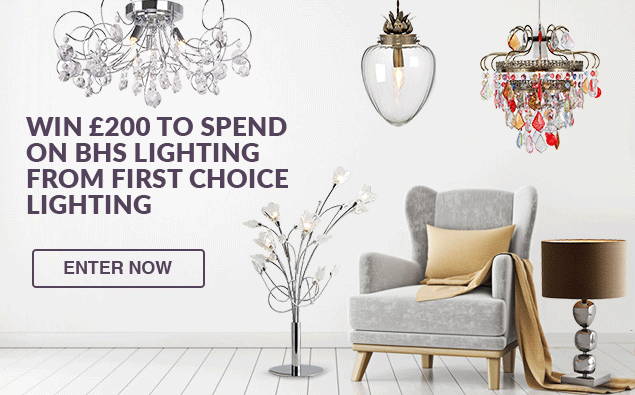 First choice lighting here at first choice lighting in the month of love were in love with this bhs lighting so were giving one lucky person the chance to win 200 worth of aloadofball Choice Image