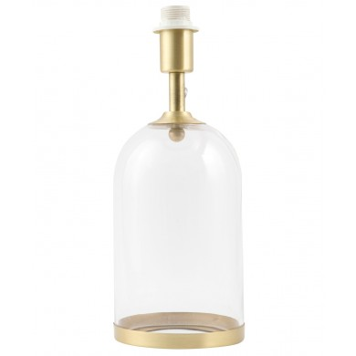 Cloche Table Lamp Base