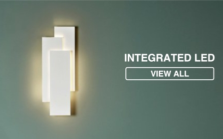 Integrated LED Lights