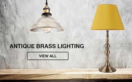 Antique Brass Lighting