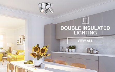 Double Insulated Lighting