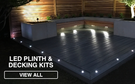 LED Plinth & Decking Kits