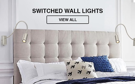 Switched Wall Lights